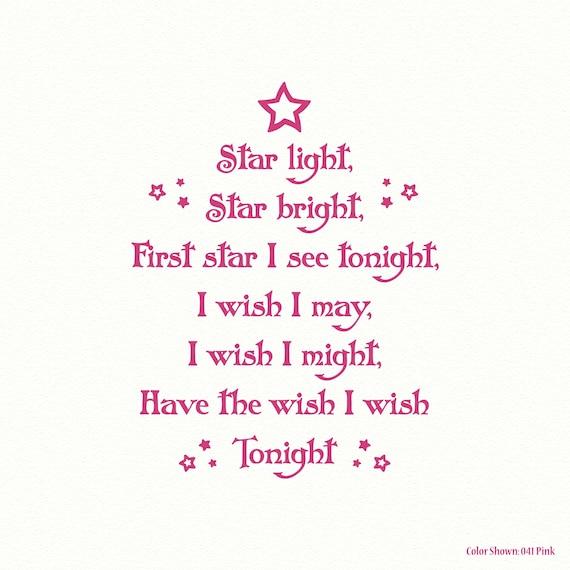 Star Light Star Bright >> Star Light Star Bright Nursery Decor Baby Girl Baby Boy Etsy