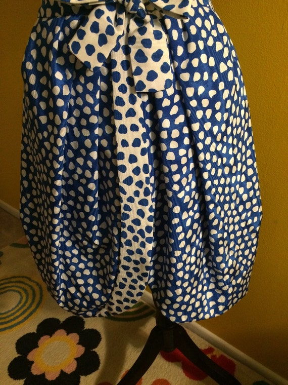 SOLD! Custom Vintage Scaasi Boutique Dress by Arn… - image 4