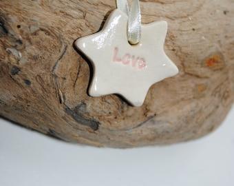 Star Love Tree Decoration