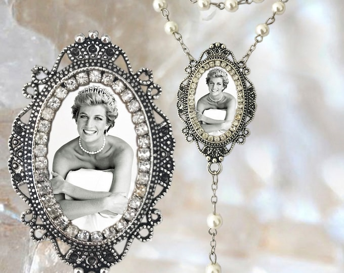 MEMORIAL Rosary Custom with YOUR PHOTO Handmade medal Jewelry Pendant
