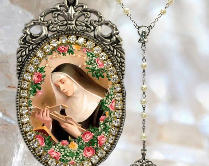 Rita of Cascia Rosary - Patroness of Impossible Causes