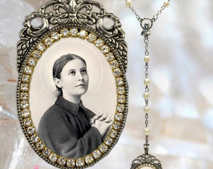 Gemma Galgani Rosary - Patroness of Students; Pharmacists; Paratroopers and Parachutists; Loss of Parents; Back Injury & Headaches/Migraines