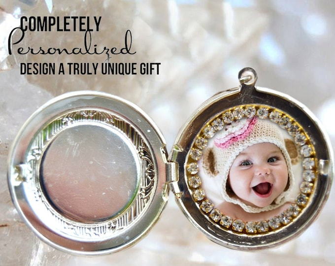 Your Own Photo - Custom Picture Necklace - Personalized Necklace - Photo Jewelry - Photo Necklace - Photo Pendant Necklace
