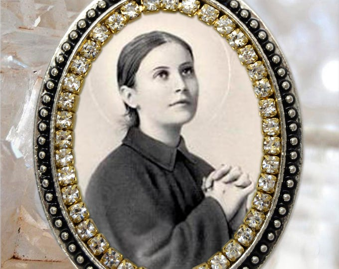 St. Gemma Galgani - Patroness of Students; Pharmacists; Paratroopers and Parachutists; Loss of Parents; Back Injury & Headaches/Migraines