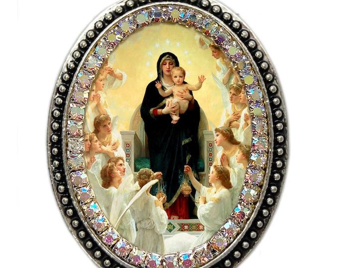 Queen of Angels  Necklace
