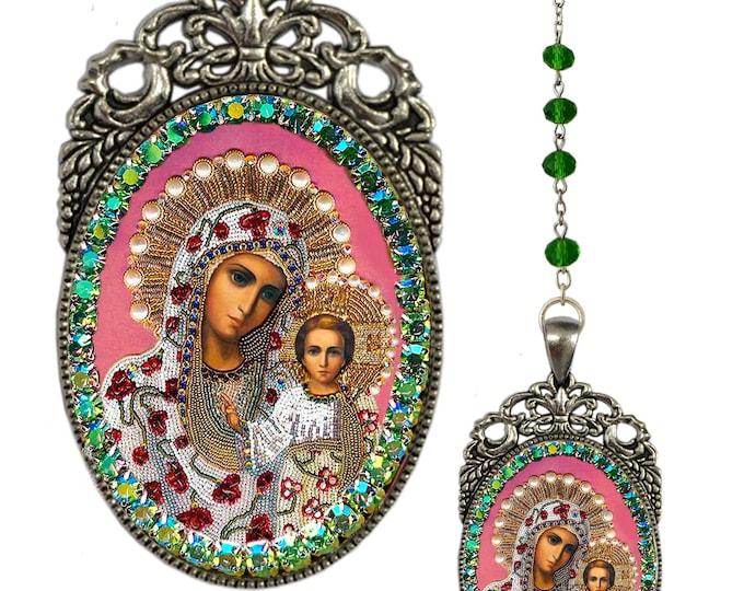 Perpetual Help - Patroness of Haiti; Redemptorist Order & Almoradi (Spain) - Our Lady of Perpetual Succour Theotokos