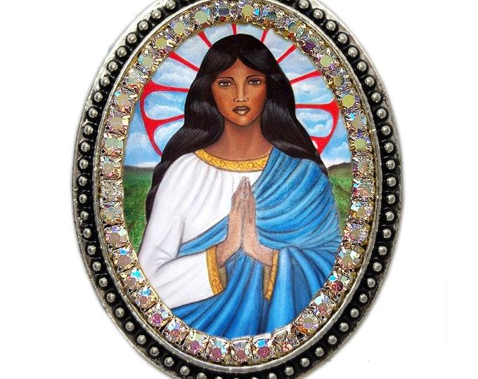 Saint Sarah Kali Necklace  - Gypsies Patron Saint