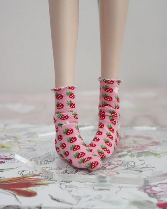 1//3 BJD Clothes Smart Doll Dollfie Dream DD DDdy Choker Neck Crop Top