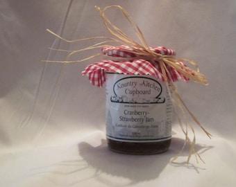 Cranberry/Strawberry Jam