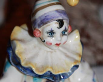 Musical clown | Etsy
