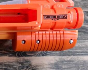 Nerf Slingfire Blaster Barrel Connector Adapter Mod Etsy