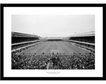 Highbury Stadium 'Match Day' Arsenal FC 1979 Photo Memorabilia