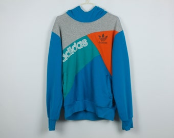 dbd25f57 Vintage Adidas Sweatshirt, Size M, 90s clothing, Vintage Sweater,  Sportswear, 90s Adidas (KK/06/191)