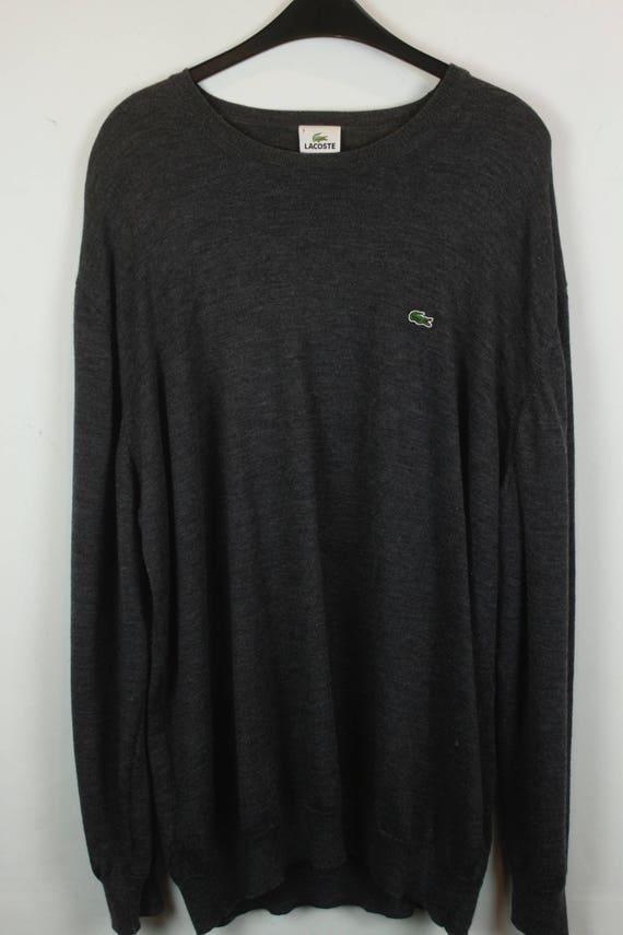 f7dfb5059d35c Vintage LACOSTE Sweater LACOSTE Vintage Vintage Knit