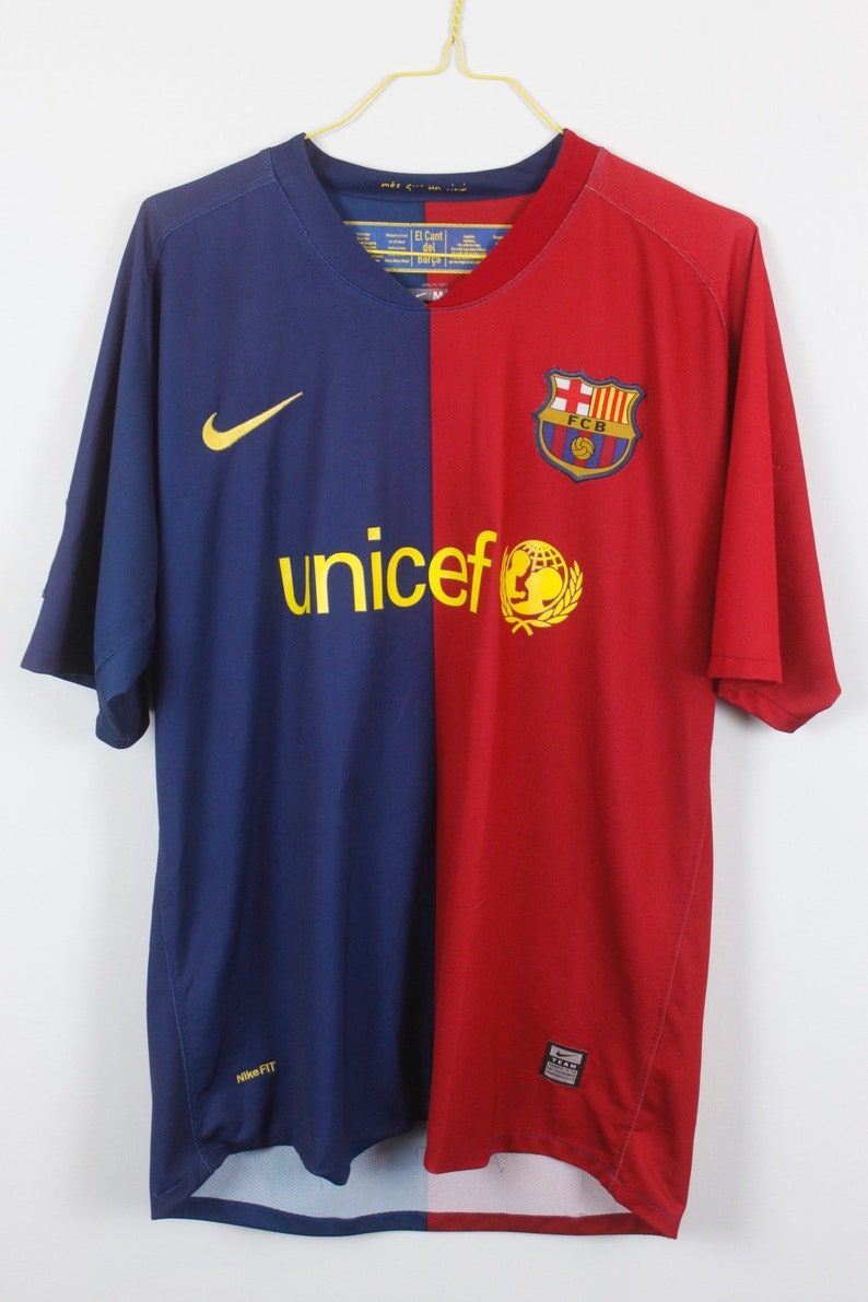 497077c3ab4e64 Vintage NIKE FC Barcelona Thierry HENRY jersey Football
