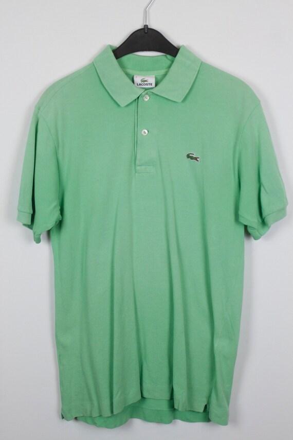 0e63f70e2 Vintage LACOSTE Polo Shirt LACOSTE Vintage Vintage Polo