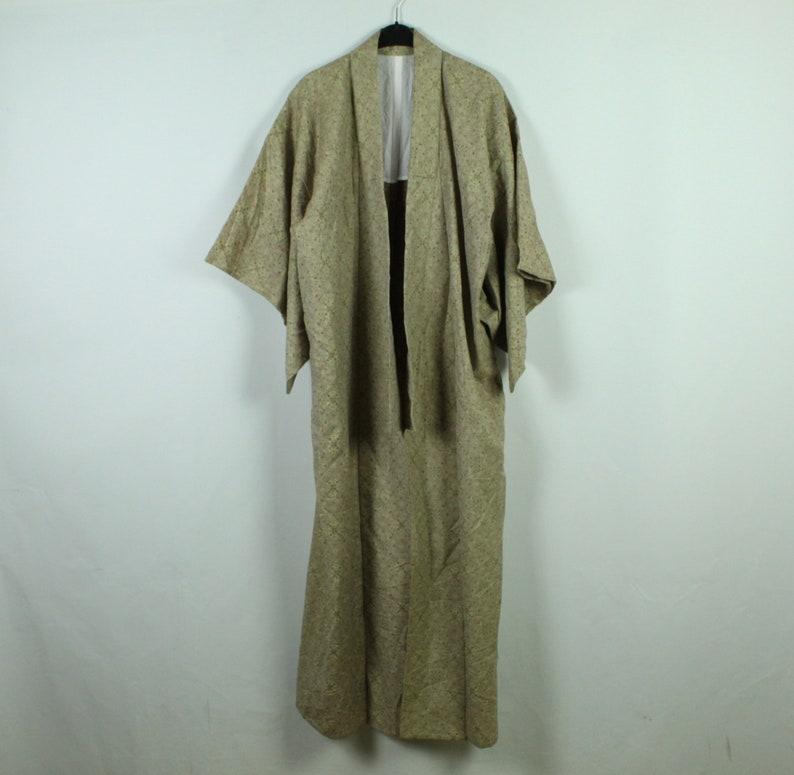 Vintage Kimono chinese traditional pattern KK2010029 one size woven traditional clothing japanese vintage clothing