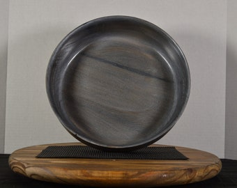 "Large Bowl- ""Gray Sky"""