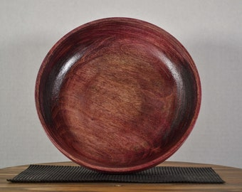"Medium Bowl ""Bloodstone"""