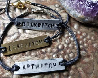 WITCHES bracelets