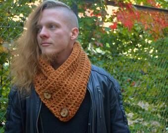 The Amber cowl
