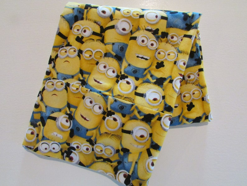 Minions Galore on One of a Kind Fun Pillowcase!