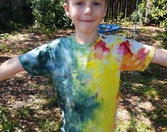 Kids Fun Tie Dye Shirt - XS