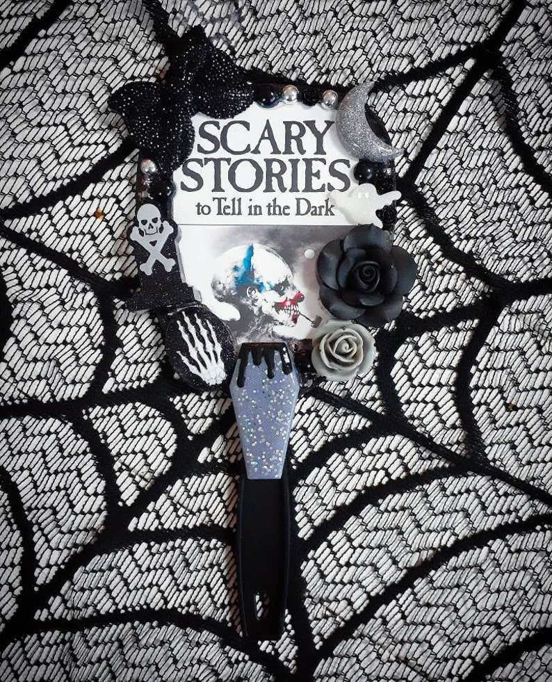 Scary Stories to Tell in the Dark Small creepy cute horror image 0
