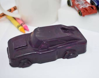XXL Car Crayon - Recycled Crayon - Car Crayons - Cars - Birthday Party Favors - Party Favor - Little Boys - Boys Birthday - Car Party