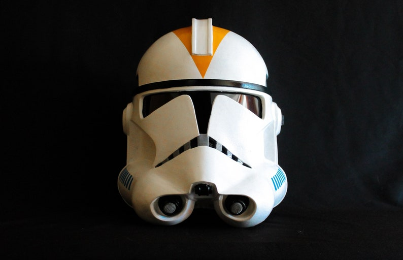 Star Wars 212th Attack Battalion Clone Trooper Phase Ii Helmet by Etsy