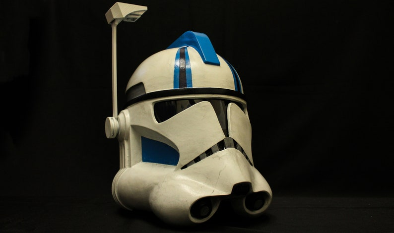 Star Wars Ark Clone Trooper Echo Phase 2 Helmet by Etsy