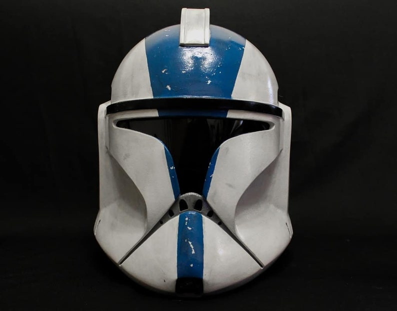 Star Wars 501 Legion Clone Trooper Phase 1 Helmet by Etsy
