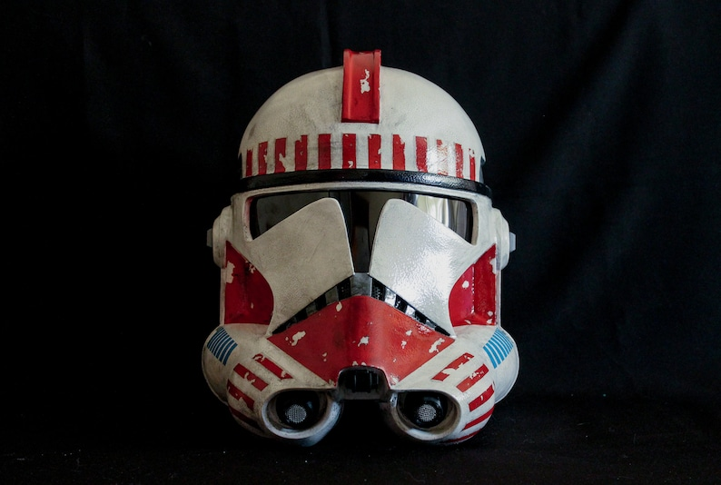 Star Wars Shock Trooper Phase 2 Helmet by Etsy