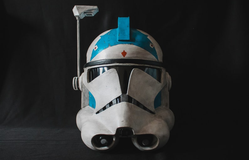 Star Wars Ark Clone Trooper Five Phase 2 Helmet by Etsy
