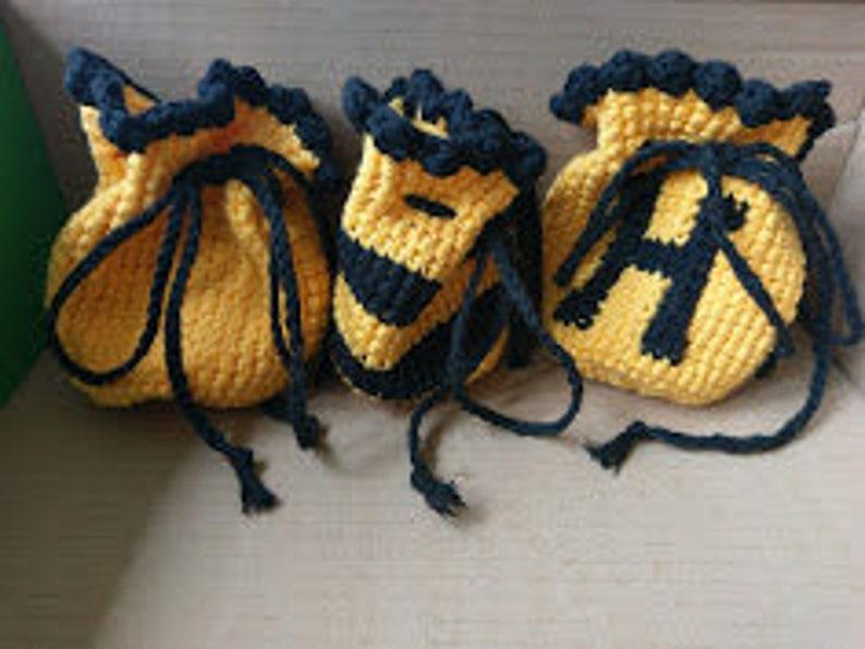 Bag small Hufflepuff image 0