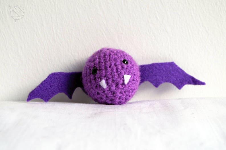 Key ring Zuccu purple image 0