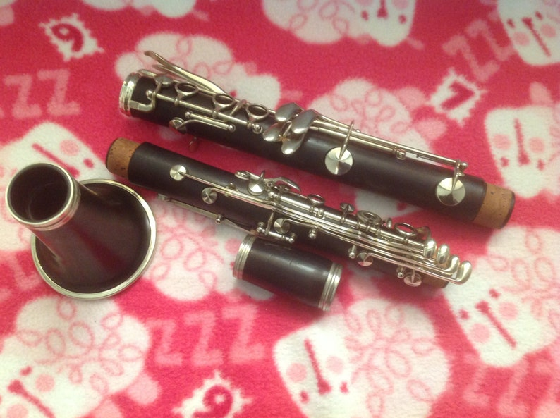 Awesome Vintage Buffet Clarinet 1920S Restored Condition R13 Style Model 7 Rings Rare Fantastic Amazing Player Sweet Tone Solid Intonation Interior Design Ideas Gresisoteloinfo