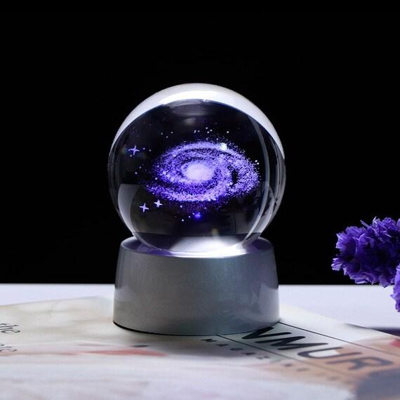 Galaxy Ball Universe 3D Glass Ball