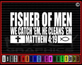 Minnesota Raised 8 sticker decal HM1621 Jesus Saved God Made ThatLilCabin