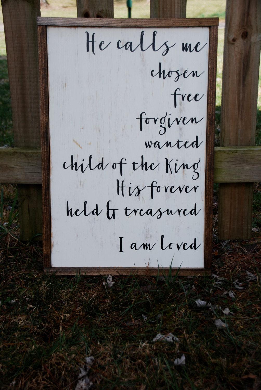 Forgiven lyrics