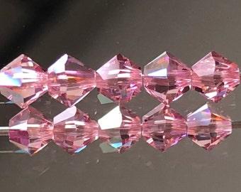 Pink crystals | Etsy