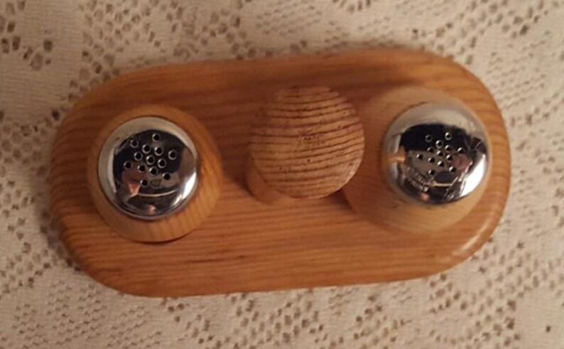 Karl Holmberg Salt Pepper Wooden Sweden