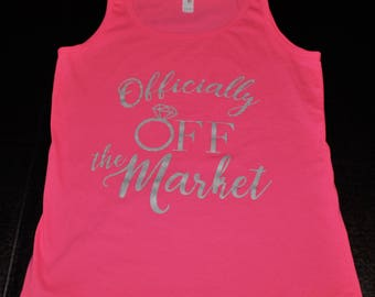 Officially off the Market Tank Top