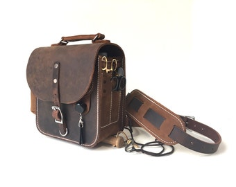 Fly Fishing Leg Bag - The Rockwell