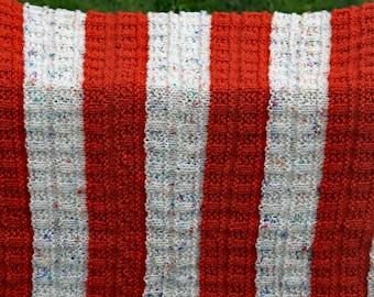 Brown and fleck pet blanket