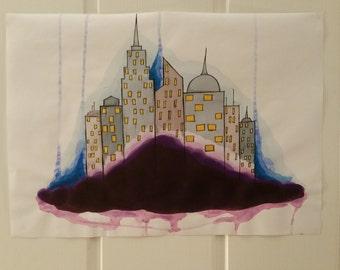 Painting: Cloud City