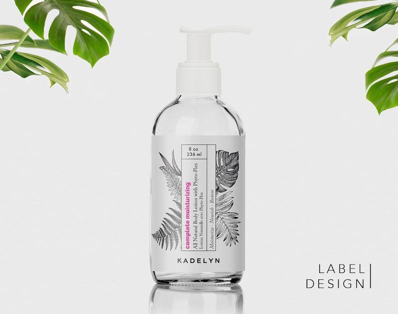 Custom Label Design  Label Design  Custom Product Label  image 0