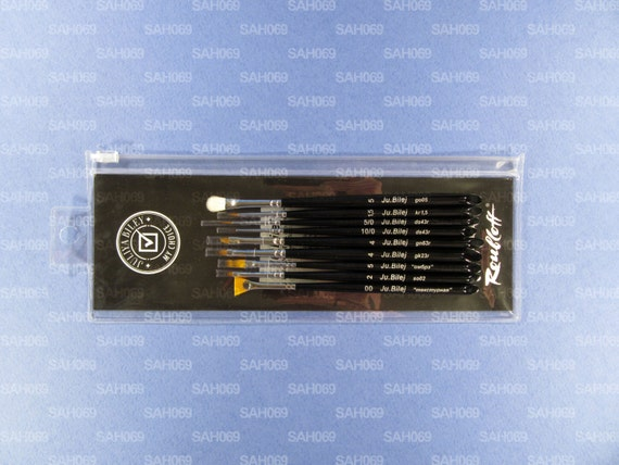 Gel Designer Professional Brush Set Nail Art Design Gel Etsy