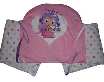 """Bumper baby """"ELFIE Princess"""" 40 x 180 cm"""