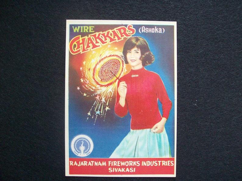 Rajaratnam Fireworks Wire Chakkars (Ashoka) Sivakasi